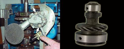 ремонт автомобиля ваз 2106 снятие и установка масляного насоса