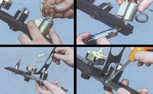 схема пускозарядного устройства на 24 вольта - Практическая схемотехника.