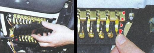 замена предохранителей на автомобиле ваз 2106