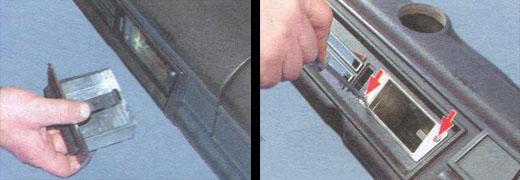 разборка и сборка панели приборов автомобиля ваз 2106