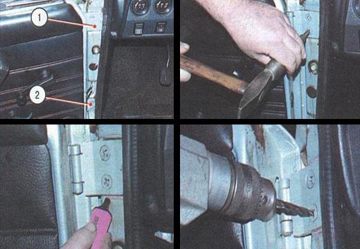 Регулировка входной металлической двери своими руками