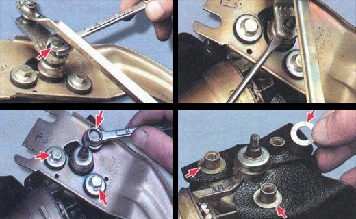 замена моторедуктора на автомобиле ваз 2106
