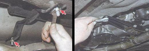 меняем редуктор привода спидометра на автомобиле ваз 2106