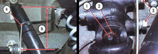 замена регулятора давления задних тормозов ваз 2106