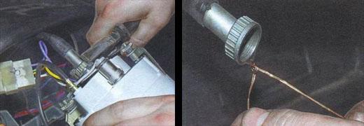 замена вала привода спидометра на автомобиле ваз 2106