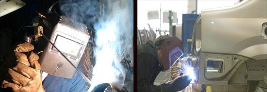 электродуговая сварка для ремонта кузова ваз 2106