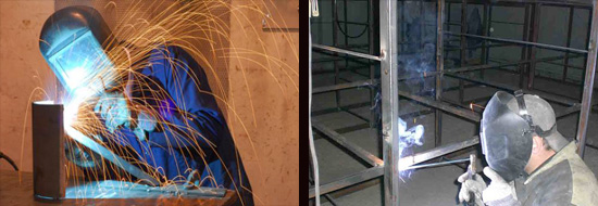 техника безопасности при работе с электродуговой сваркой при кузовном ремонте ваз 2106
