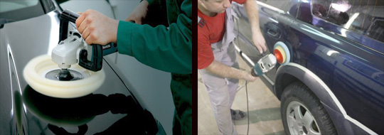 виды полиролей для автомобиля ваз 2106
