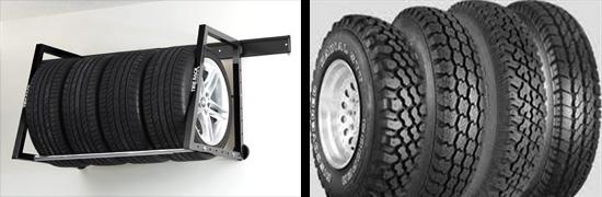 автомобильные колеса и шины