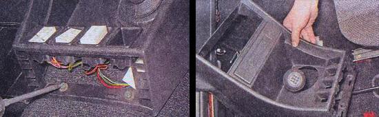 панель радиоприемника ваз 2107