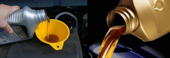 покупка и хранение моторного масла