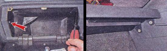 приборная панель ваз 2107
