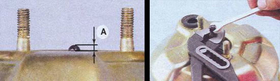 регулировка вакуумного усилителя тормозов ваз 2107
