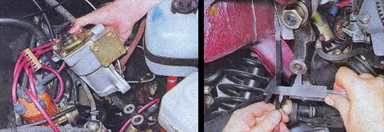 установка рулевого редуктора ваз 2107