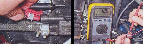 клапан продувки и адсорбер ваз 2107