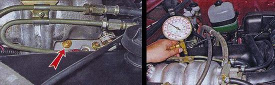 Фото №2 - слабое давление в топливной системе ВАЗ 2110