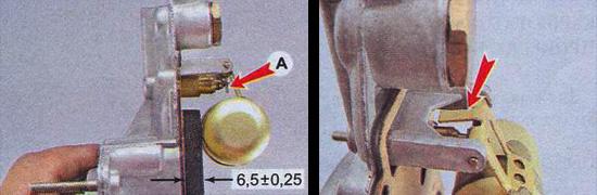 Ремонт и регулировка карбюратора ваз 2107 своими