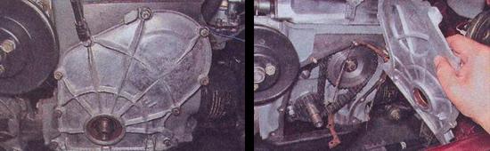 цепь привода распределительного вала ваз 2107