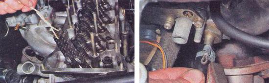 замена прокладки гбц карбюраторного двигателя ваз 2107
