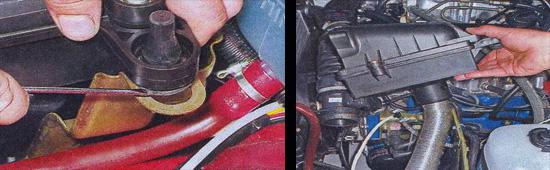 Ремонт стартера в карбюраторном двигателе
