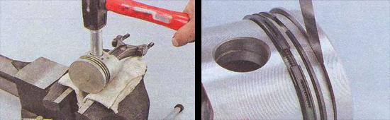 Фото №1 - какой должен быть зазор между поршнем и цилиндром ВАЗ 2110