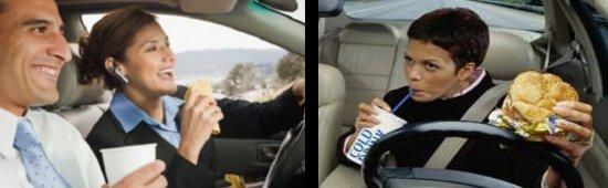 правильное питание при долгих поездках за рулем