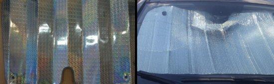 защита салона автомобиля от солнца