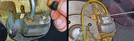 Замена тормозной жидкости на автомобиле ваз 2105