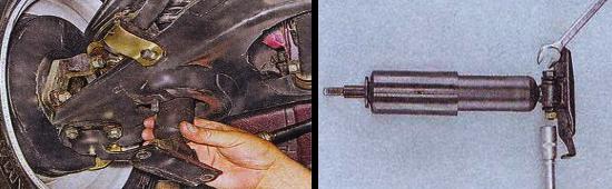 ваз 2106 ремонт подрулевого переключателя #3