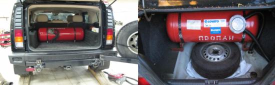 Плюсы и минусы автомобильного газового оборудования