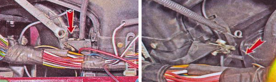 Замена электродвигателя вентилятора отопителя Ваз 2105
