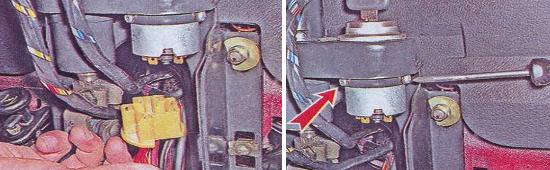 Замена замка зажигания Ваз 2105