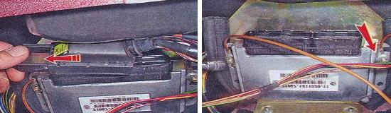 Электронный блок управления Ваз 2105