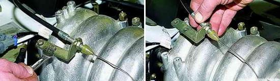 Как снять ресивер Ваз 2121 и 2131 инжектор Нива