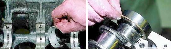 Как собрать двигатель на автомобиле Ваз 2121 и 2131