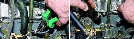 Маслоотделитель системы вентиляции картера Нива 2121 и 2131