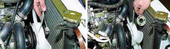 Замена крышки насоса охлаждающей жидкости Нива 2121 и 2131
