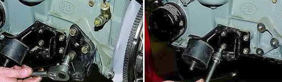 Разборка двигателя Ваз 2121 и 2131