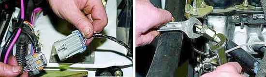 Как снять топливную рампу Нива 2121 и 2131
