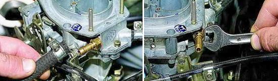 Топливный фильтр карбюратора Нива 2121 и 2131