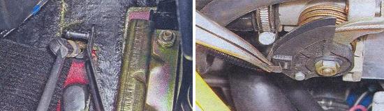 Замена троса привода дроссельной заслонкой Ваз 2105 инжекторный двигатель