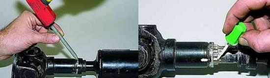 Сальник вилки карданного вала Нива 2121 и 2131