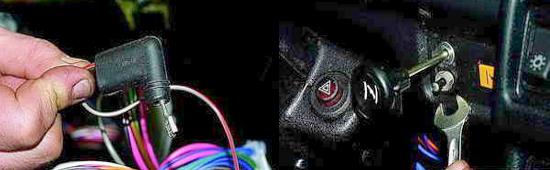 Контрольная лампа воздушной заслонки карбюратора Ваз 2121 Нива 2131