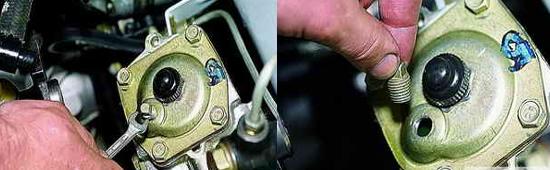 Замена масла в рулевом редукторе Ваз 2121 Нива 2131