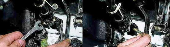 Как снять рулевую колонку Ваз 2121 и Нива 2131