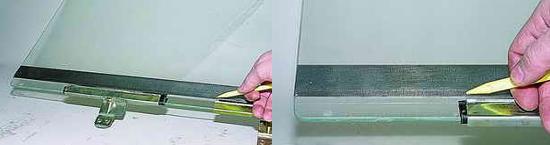 Замена обоймы дверного стекла Ваз 2121 Нива 2131