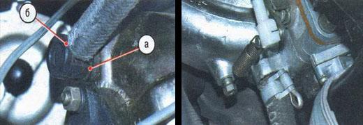 проверка роботоспособности вакуумного усилителя ваз 2106