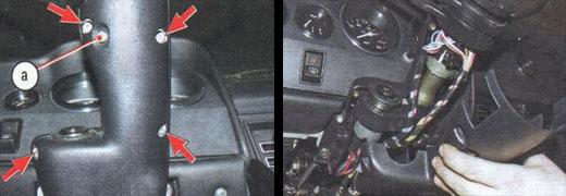 замена вала рулевого управления ваз 2106