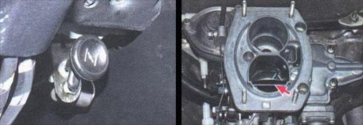 диагностика проблем после запуска двигателя ваз 2106