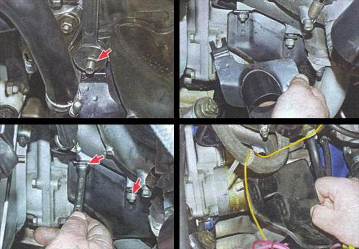 автомобиль ваз 2106-ремонт стартера